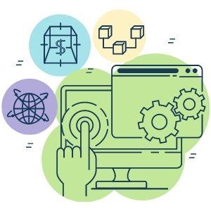 Internetbanken technologische voorsprong