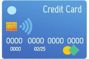 creditcard en bankrekening