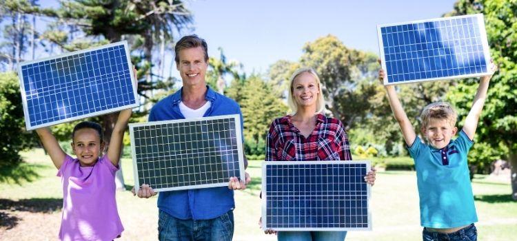 Geld lenen voor zonnepanelen