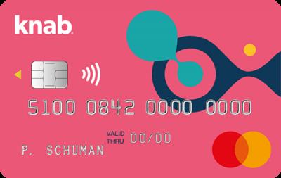 Creditcard KNAB