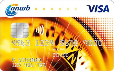 creditcard ANWB