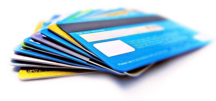 Bankpas aanvragen