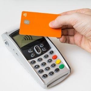 Bankpas aanvragen contactloos