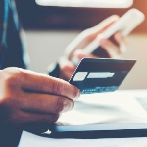 betaal met creditcard