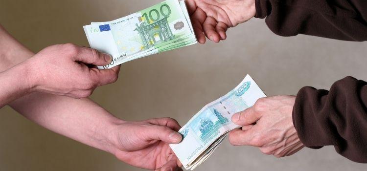 Geld wisselen zonder kosten