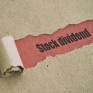 Dividend in aandelen