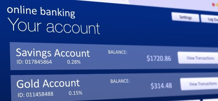 Online buitenlandse bankrekening openen