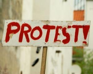 Protesten IJsland