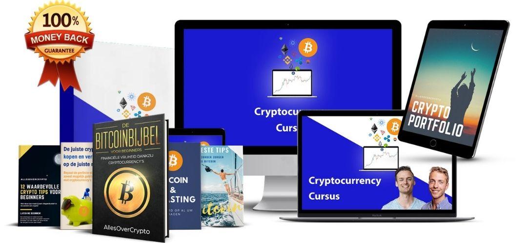 Crypto masterclass met bonussen