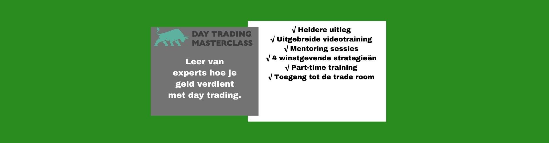 Day trading masterclass samenvatting