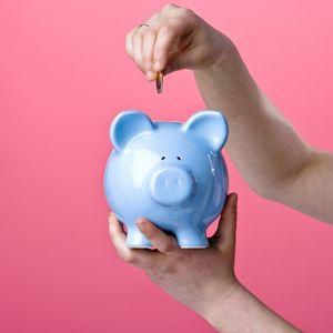 Omgaan met geld sparen
