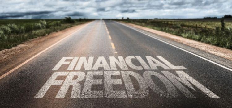 financieel vrij