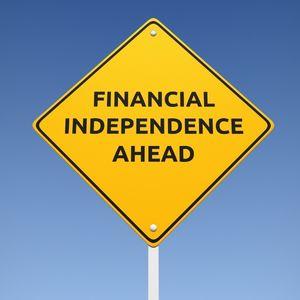 zuinige man financieel onafhankelijk